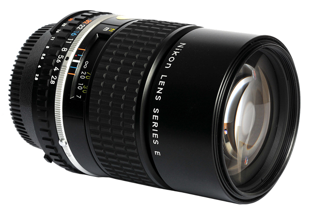 135mm f2.8 Series E