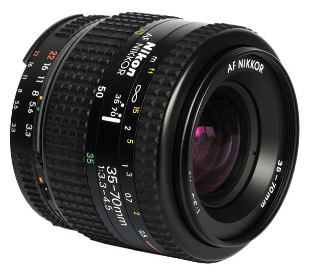 35-70mm f3.3-4.5 AF