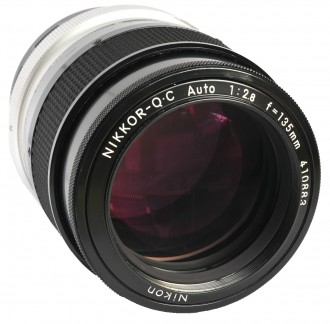Nikkor-QC Auto 135mm f2.8